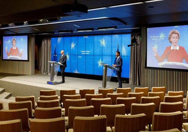 欧盟用政治宣言对抗西巴尔干与中国经济合作