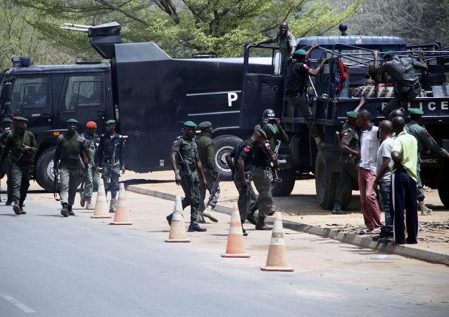 媒体:尼日利亚军队2个月内消灭近500名恐怖分子和黑帮分子