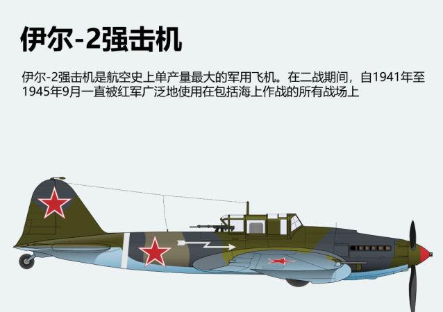 伊尔-2强击机