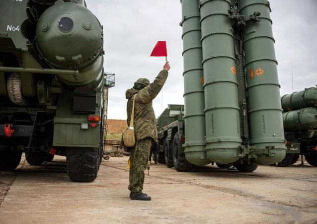 S-500将可摧毁太空高超音速武器