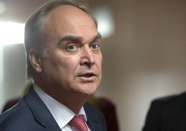 俄罗斯驻美国大使阿纳托利·安东诺夫