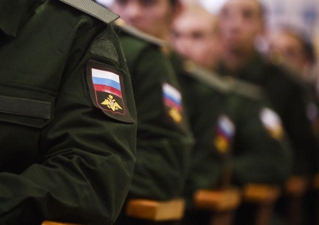 袖章,俄军