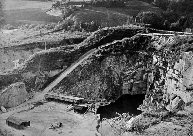 毛特豪森纳粹集中营
