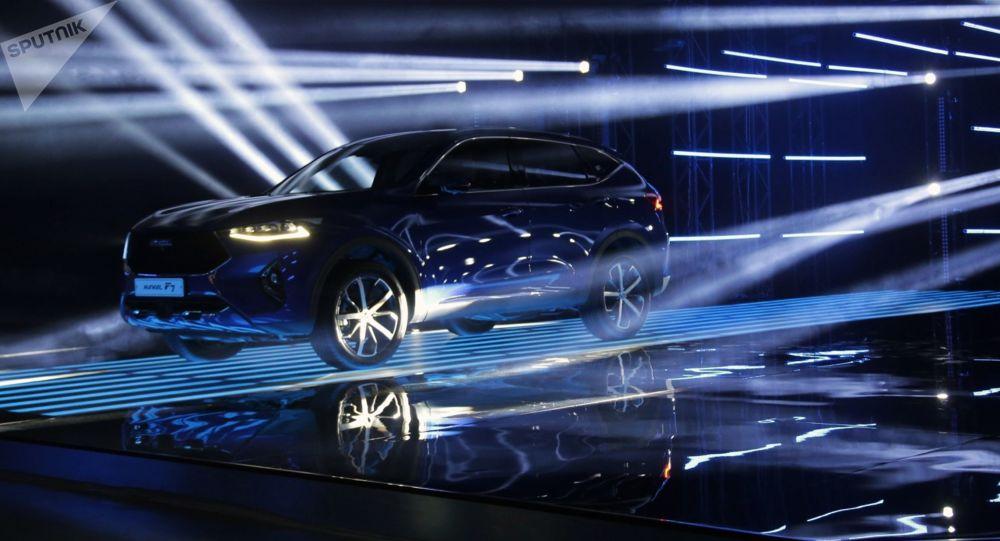 哈弗已成为俄罗斯最畅销的中国汽车品牌