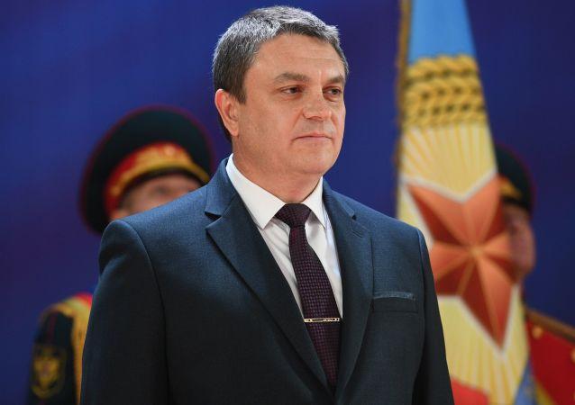卢甘斯克人民共和国领导人解除高度戒备状态