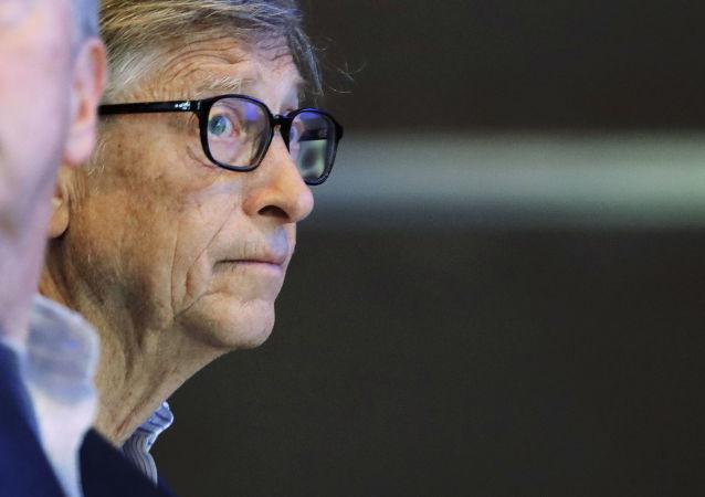 微软创始人比尔·盖茨资助对抗全球变暖项目