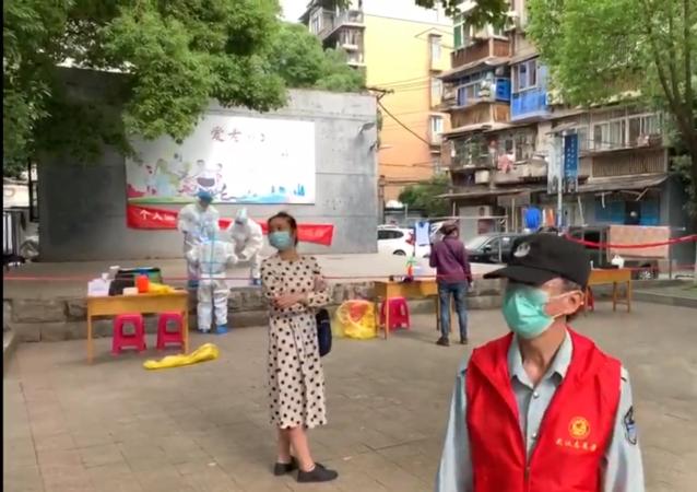 武汉居民将再做核酸检测