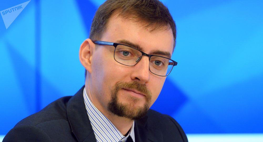 俄罗斯国际事务委员会项目主管季莫费耶夫