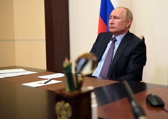 普京:俄罗斯是为数不多有能力研制生产各类军民用飞机的国家