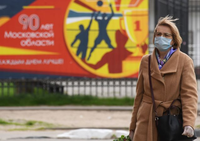 莫斯科州州长:该地区新冠病毒疫情非常复杂
