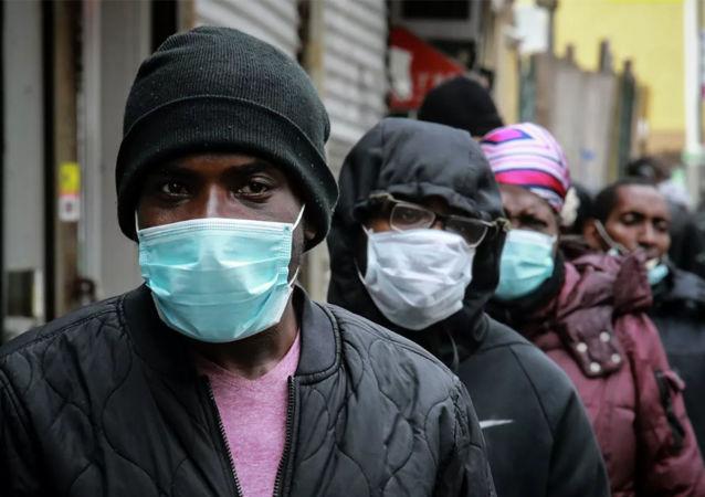 戴口罩有助于防止第二波新冠疫情