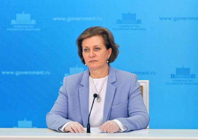 俄消费者权益保护局:俄罗斯成功遏制新冠肺炎发病率增长