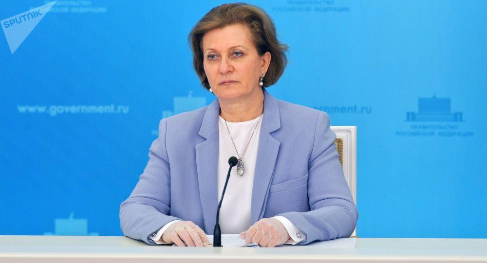俄总防疫师:希望能在第二波新冠疫情来袭之前获得疫苗