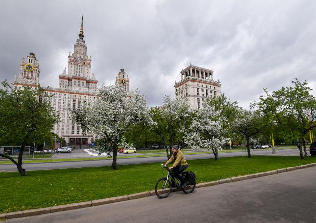研究:俄罗斯人4月积极购买自行车、滑板车和旱冰鞋