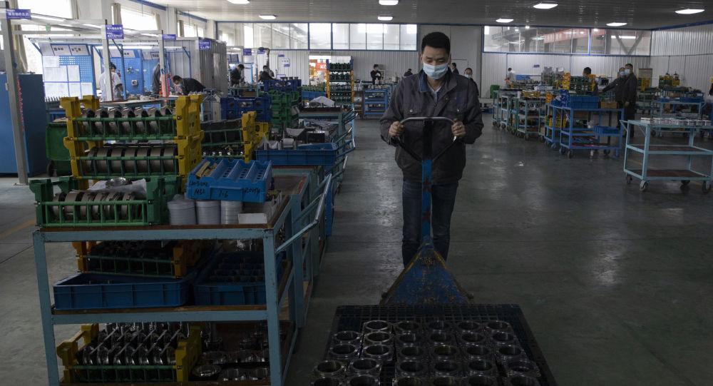 """中国不会永远是""""世界工厂"""""""