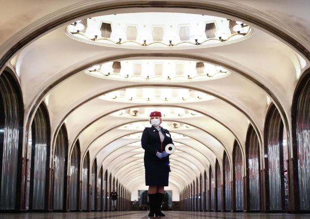 莫斯科地铁庆祝开通85周年