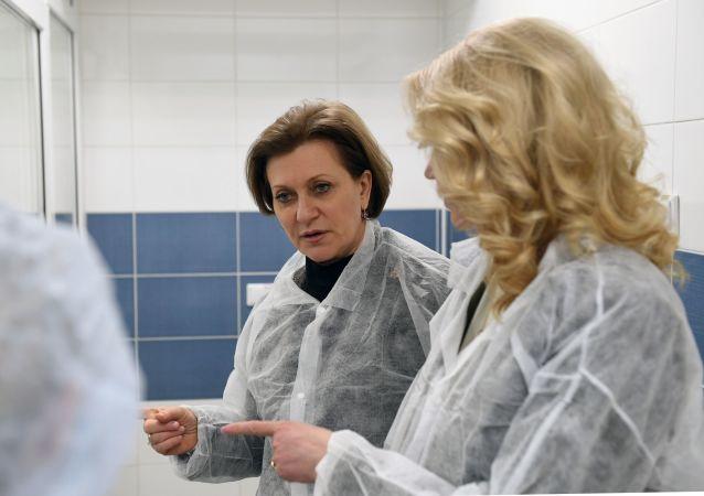 俄总防疫医师:最近10日每日新增感染新冠病毒病例的数量都在下降