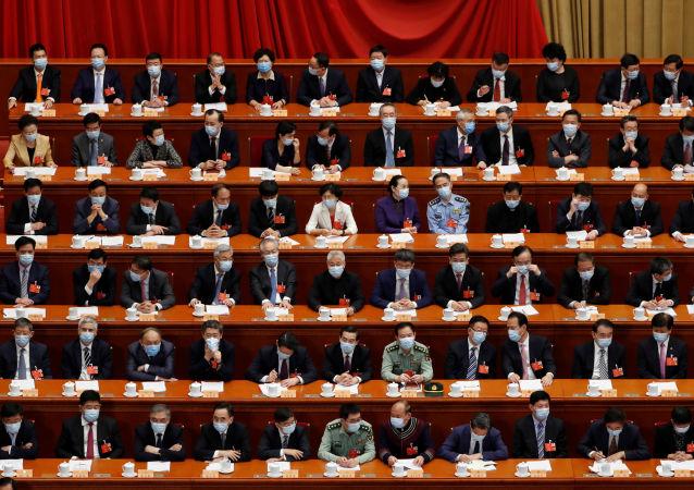 中国全国政协十三届三次会议闭幕 通过政协第十三届全国委员会第三次会议政治决议