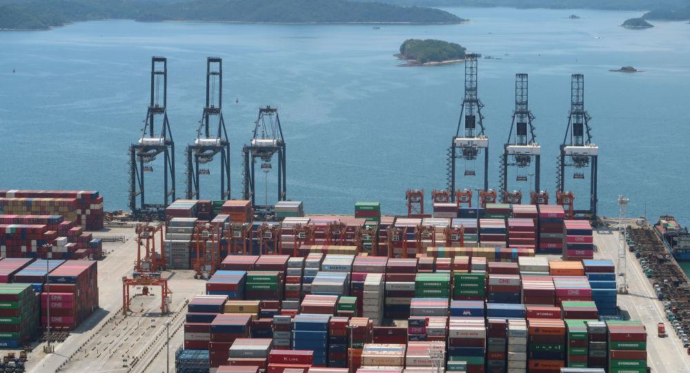 中国海关总署:8月份中国外贸增长6% 前8个月出口增长0.8%