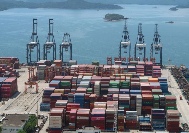 2020年第一季度欧亚经济联盟与中国贸易总额达211亿美元