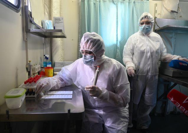 俄消费者权益保护局研制并注册首款疟疾核酸检测盒