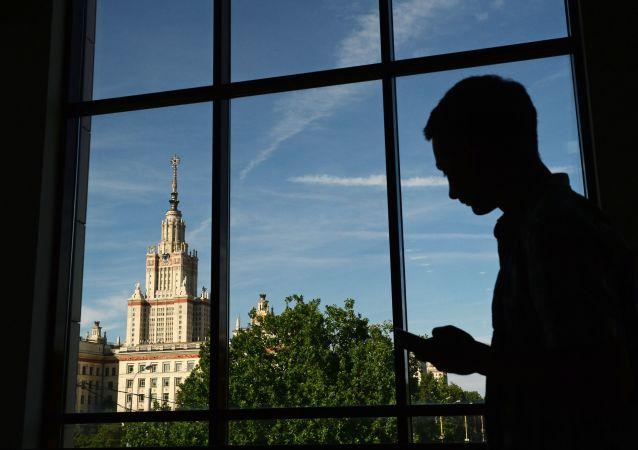 在莫大求学,是很多俄罗斯人和外国人的梦想