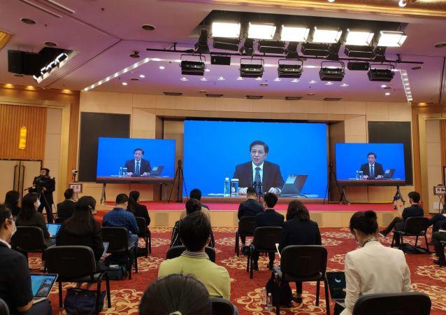 中国十三届全国人大三次会议会期7天