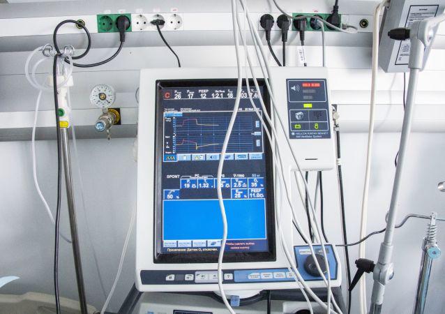 美国向印尼发送500台呼吸机