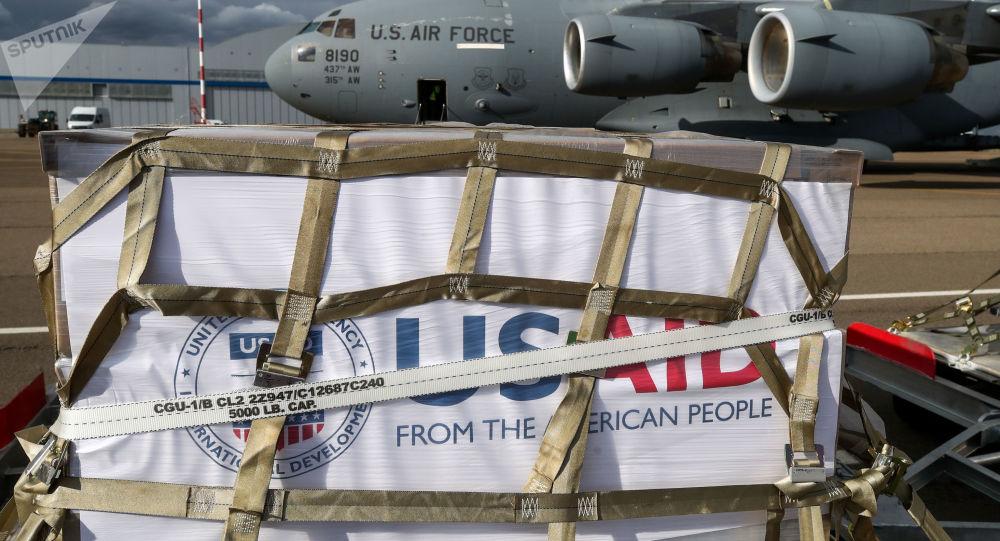 俄外交部:俄感谢美国在抗冠状病毒方面提供的援助