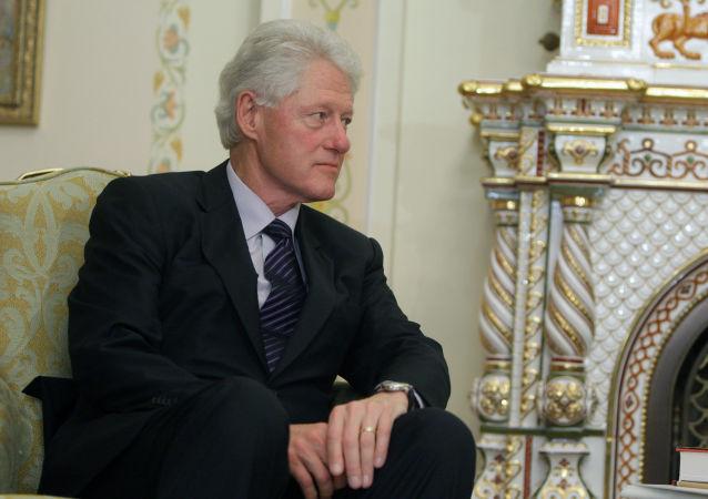 美国前总统克林顿将出版第二本悬疑小说