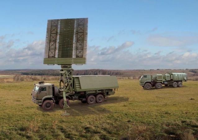俄无线电雷达站