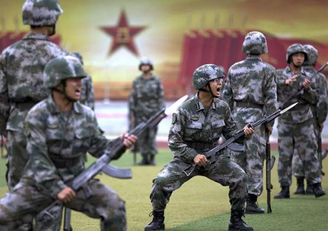 """中方参加""""高加索-2020""""战略演习官兵将展开作战筹划和实兵合练准备"""