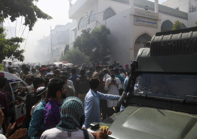 印度总理对巴基斯坦空难表示哀悼