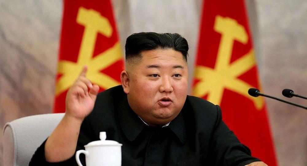 金正恩主持朝鲜劳动党中央军委会议