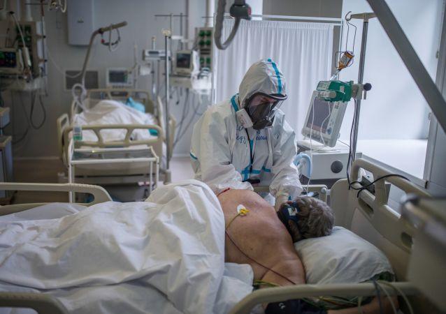 俄卫生部:COVID-19药物Levilimab适用于重症患者