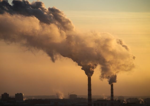 俄罗斯创下五年来空气污染最高记录