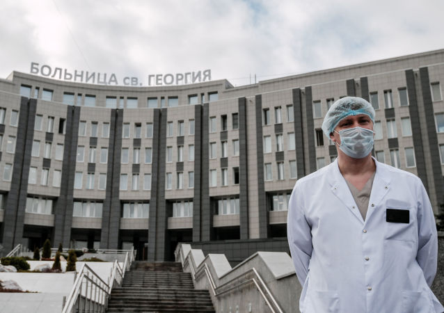 圣彼得堡圣格奥尔吉医院