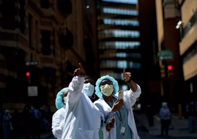 梅德韦杰夫:新冠病毒危机凸显发达国家尚未做好应对风险的准备