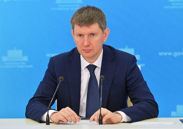 俄罗斯经济发展部部长列舍特尼科夫