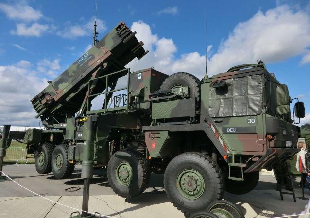 爱国者防空系统