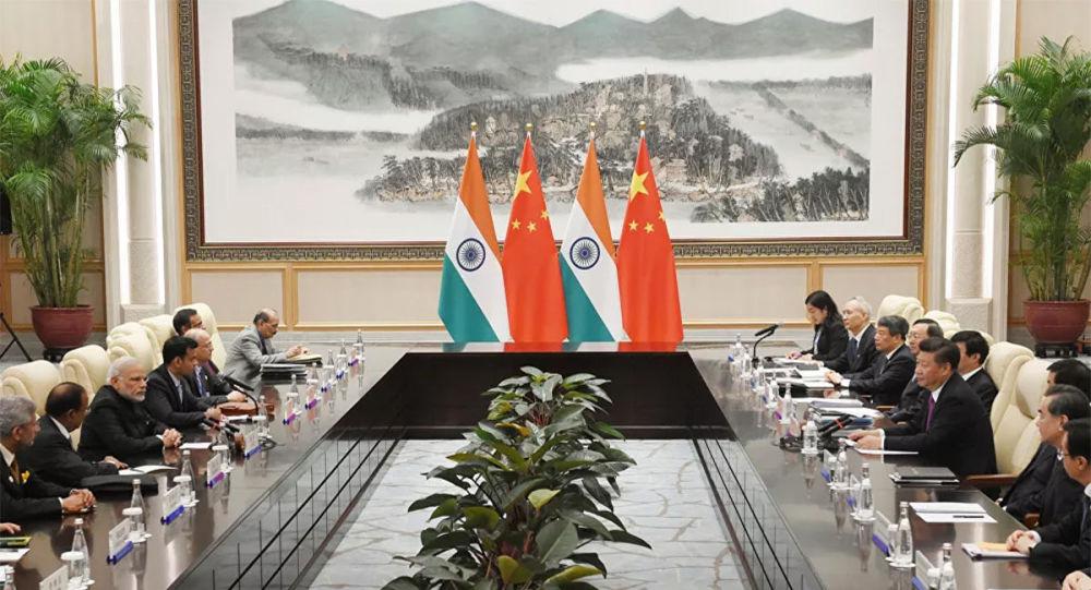 中印边境争端无需美国调解
