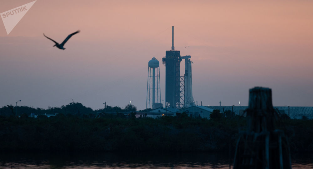 美航空航天局长:CrewDragon飞船应在周六发射 但取消发射的可能性占50%