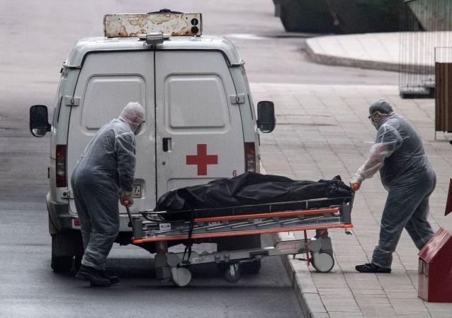俄罗斯新冠病毒