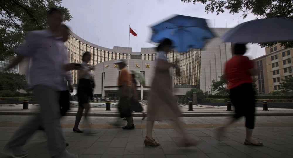 中国决定通过加深改革来应对危机