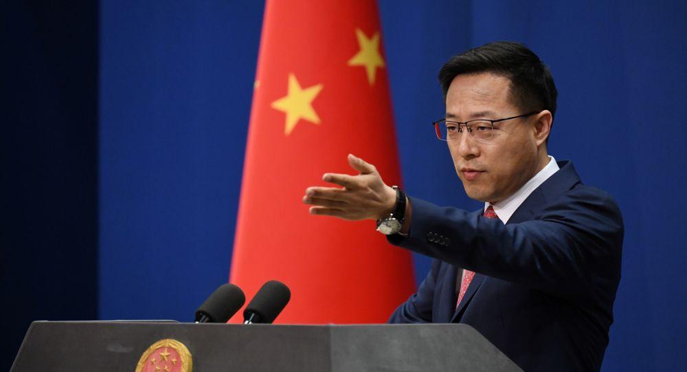 美议员提出针对中国的战略竞争法案 中国外交部:坚决反对