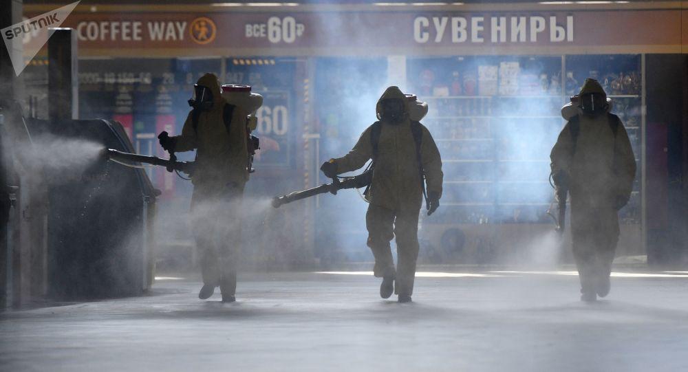 俄外交部:俄日两国副外长讨论两国就抗击新冠疫情展开合作