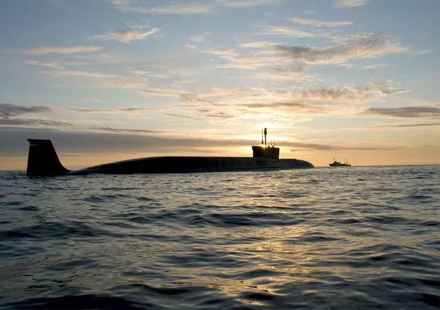 """""""北风之神""""级核潜艇"""