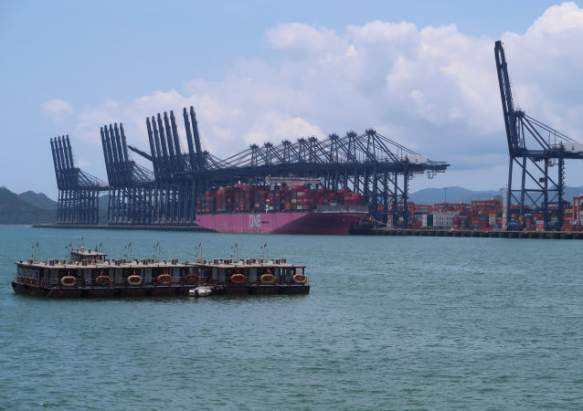 美媒:美国从中国进口恢复增长