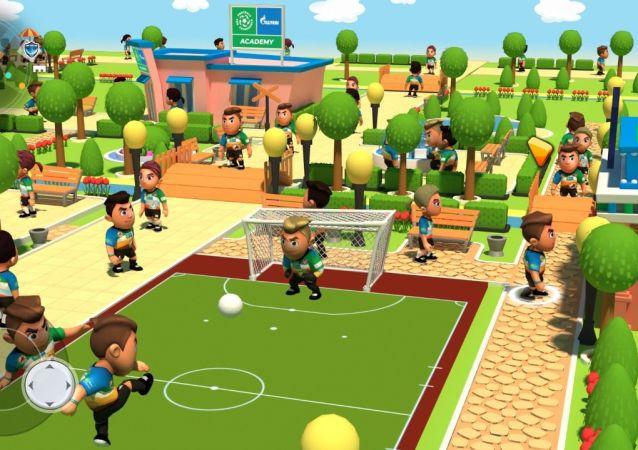 """""""足球-友谊""""国际儿童项目第八赛季即将启动"""