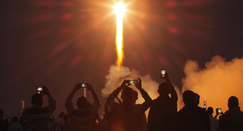 """俄航天集团宣布外国宇航员将继续乘坐俄""""联盟""""号飞船飞行"""